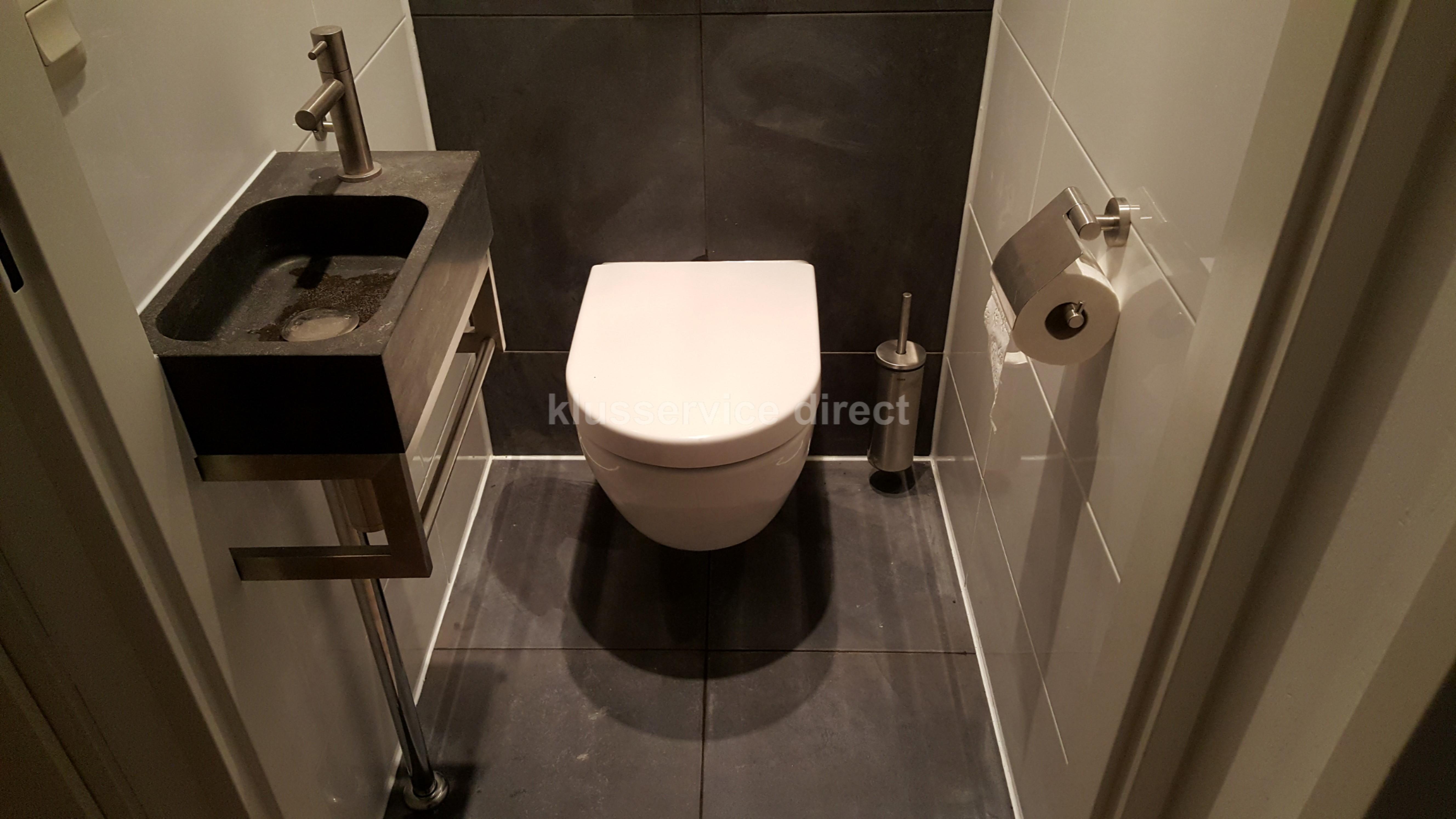 Wc renovatie klusservicedirect - Renovatie wc ...