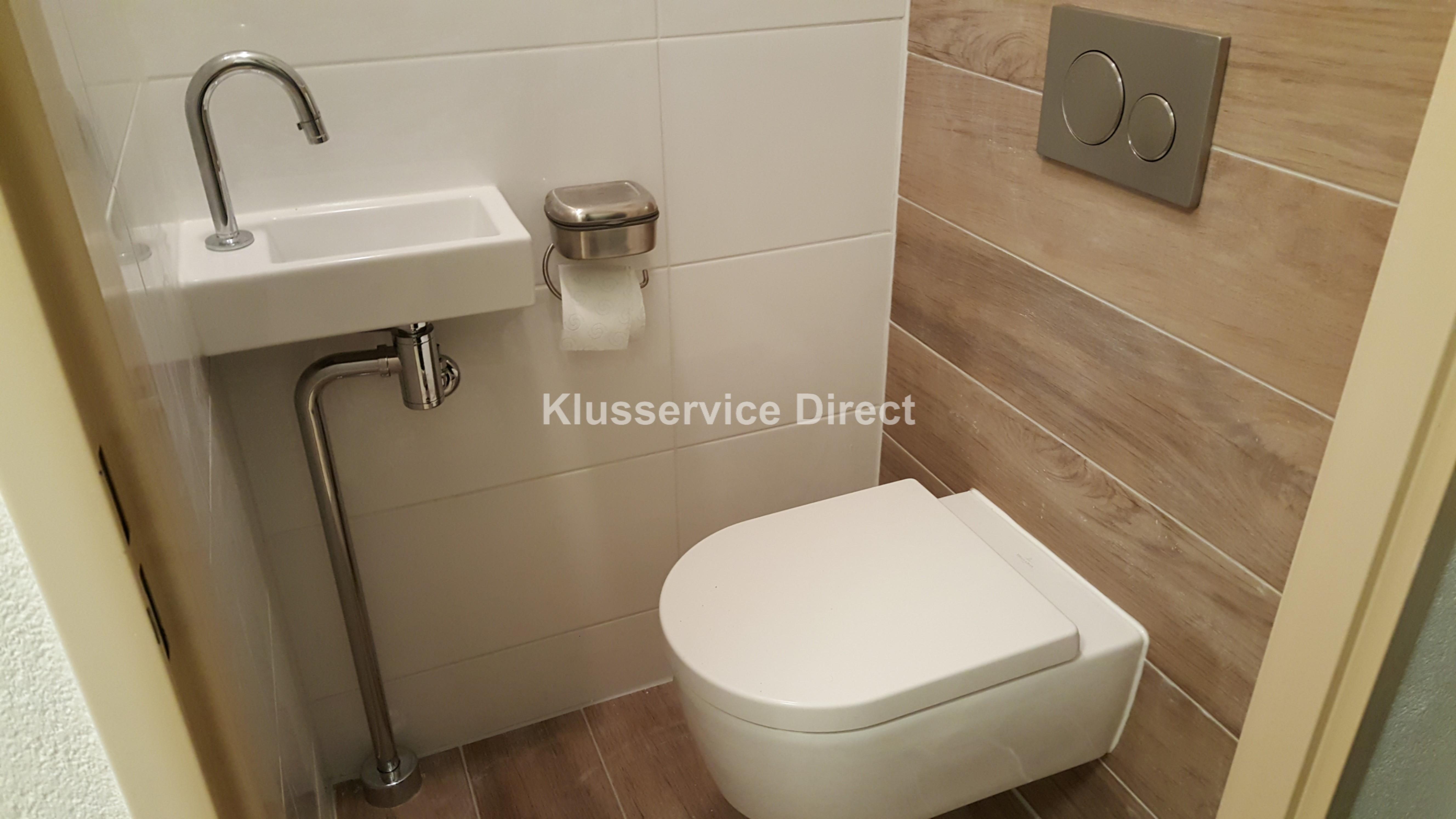 Toilet Renovatie Kosten : Wc renovatie klusservicedirect